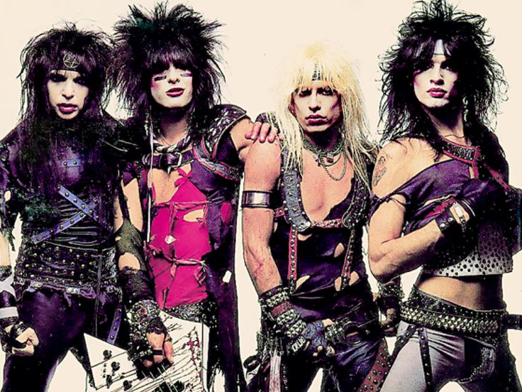 Motley Crue Too Fast For Love Pinterest Old makeup