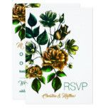 Spring and Summer Floral RSVP Reply Cards #weddinginspiration #wedding #weddinginvitions #weddingideas #bride