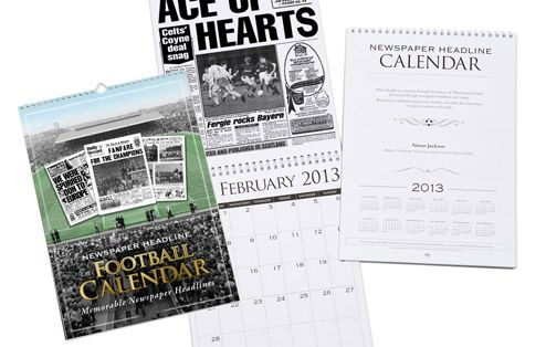 I Just Love It Personalised Hearts Football Calendar Personalised Hearts Football Calendar - Gift Details. This Hearts Football Calendar is a unique Calendar gift idea for a football fan. On each month of this Calendar we feature a newspaper report fro http://www.MightGet.com/january-2017-11/i-just-love-it-personalised-hearts-football-calendar.asp