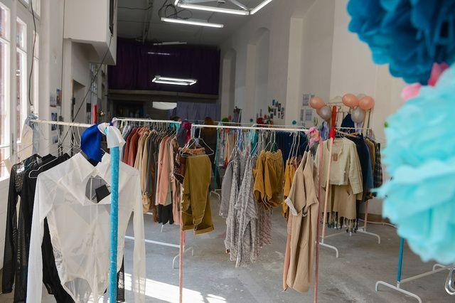 Projekt Showroom Designers Pop uP