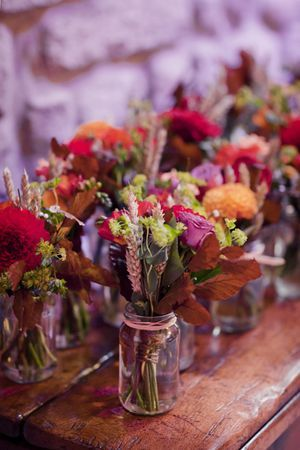 Sparkly Converse, Berries and Bowler Hats ~ A Beautiful Barn Wedding Full of Rustic Charm...