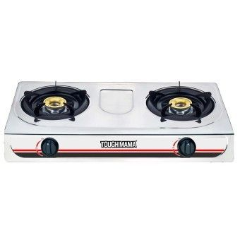 Shop Tough Mama 2-Burner Stainless Steel Gas StoveItem is really good Tough Mama 2-Burner Stainless Steel Gas Stove Promotions TO202HAAAKT2VLANPH-41672765 Home Appliances Kitchen Appliances Gas Stoves Tough Mama Tough Mama 2-Burner Stainless Steel Gas Stove  Search keyword Tough #Mama #2Burner #Stainless #Steel #Gas #Stove #Tough Mama 2-Burner Stainless Steel Gas Stove #HomeAppliancesPromotion