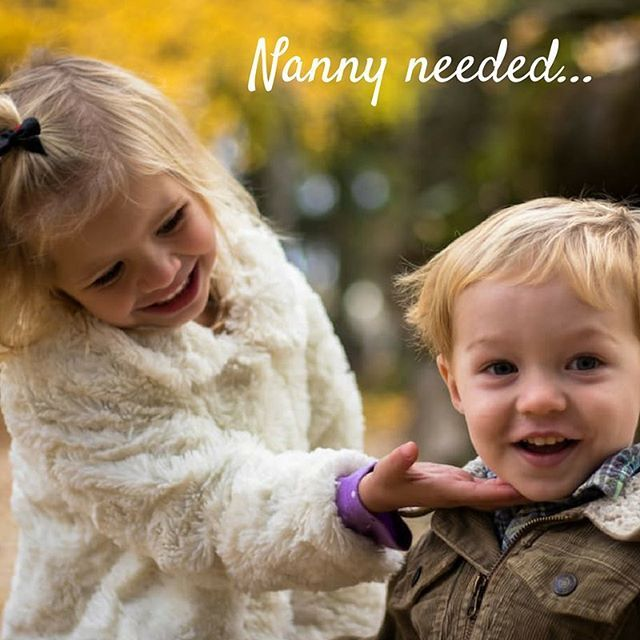 An experienced #nanny is needed for a lovely #family in #Sydney! Get in touch to find out more.