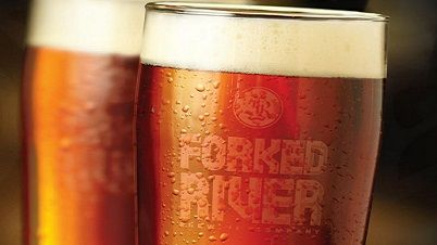Made in London for London, Forked River Brewing Company is dedicated to delivering consistent, flavourful brews made with care in the traditional craftsman manner with all natural, quality ingredients. Taste the Way Less Traveled.