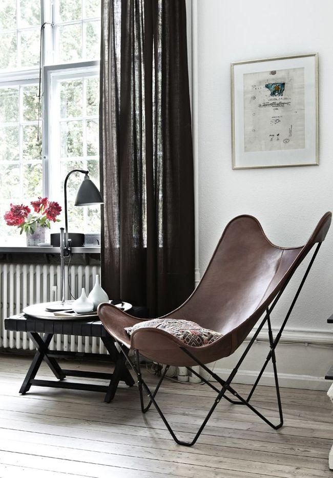 Sillas de cuero | Estilo Escandinavo