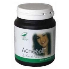 Acnetol asigură o protecţie eficientă a pielii, reduce riscul de apariţie a unor inflamaţii la nivelul acesteia şi detoxifică organismul.