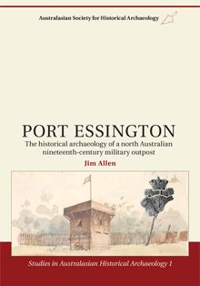 The 1840s military settlement of Victoria established at Port Essington, the Northern Territory, was the end point of Ludwig Leichhardt's epic journey in 1844-45. It was excavated in 1966 by Jim Allen.