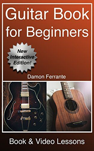 Free - Today Only! (10/27/17) Want to learn how to play the guitar, but don't know where to start? Check out this interactive e-book. The writers are professional musicians, and the book covers theory, beginner-level songs, and includes professional videos to help you be successful.