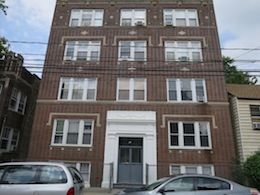 Renovated bright 2 bedroom apartment in a nice rental building if JC Heights. Newly tiled and updated bathroom, kitchen hardwood floors. Close to NYC transportation, Christ Hospital and bus routes, easy access to NYC. Landlord supplies water & sewer. Tenant pays 1 month realtor fee, electricity, heat, hot water and cooking gas. Will need a Credit Check.