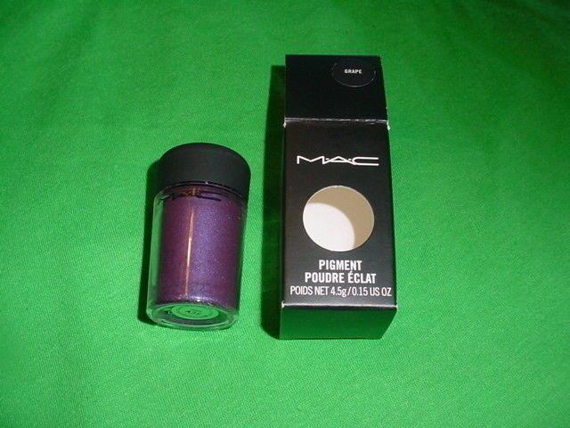 MAC COSMETICS NIB Eyeshadow Pigment GRAPE  | eBay
