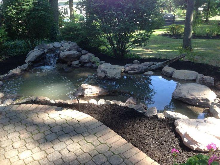 Building+a+Pond