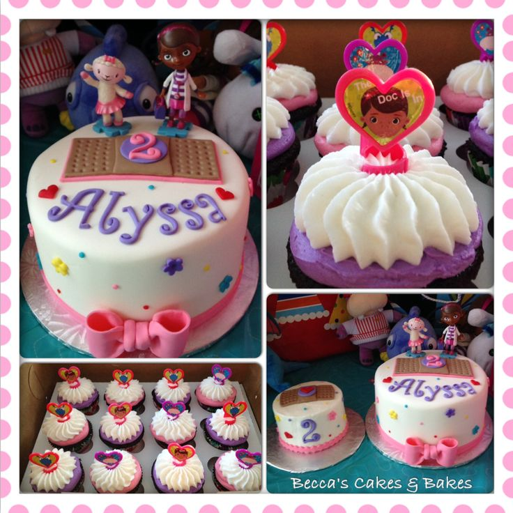 28 best Doc McStuffins Birthday Party images on Pinterest