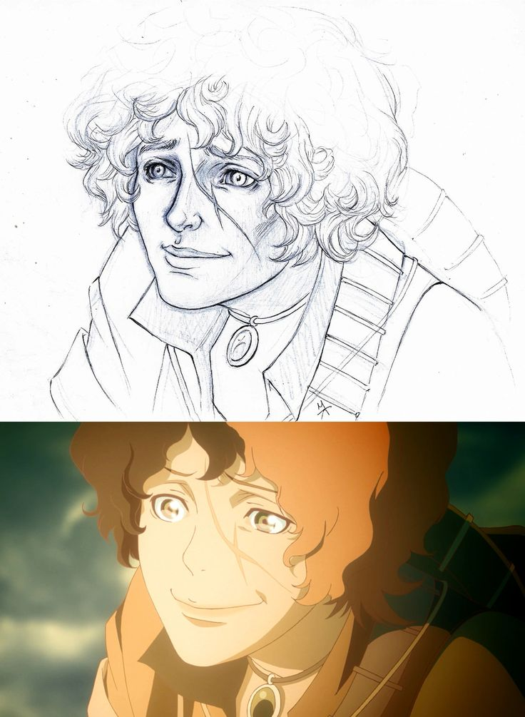 Quick redraw Favaro from last episode Shingeki no Bahamut because studying is hard xDI recommended this anime to everyone who like classic fantasy, comedy and asshole protagonists with golden heart xD Also a lot of angels and demons :D