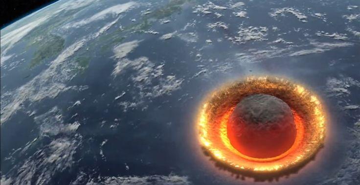 E se um asteróide colidisse com a Terra? - Chiado Magazine | Arte, Cultura e Lazer...