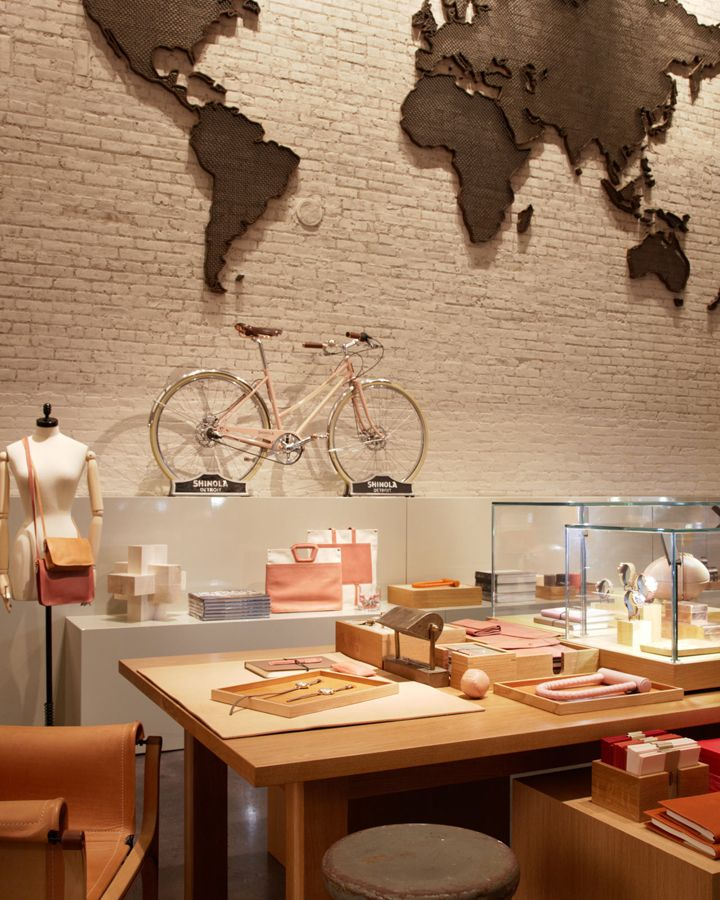 Shinola Tribeca Flagship Store New York City Watches