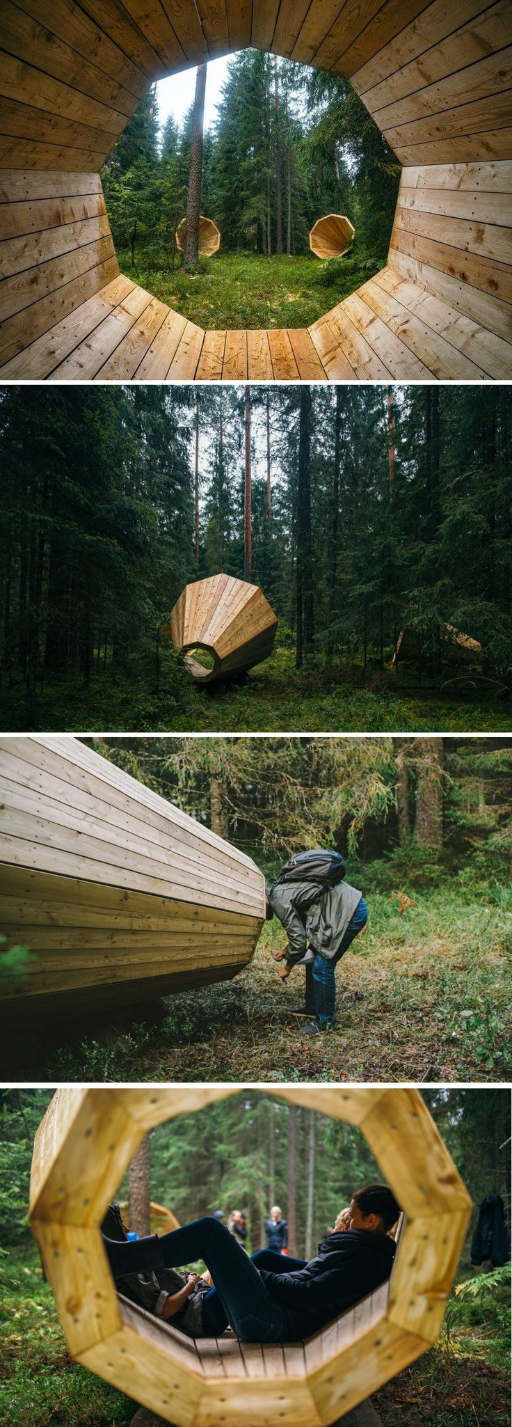 If a Tree Falls in the Forest… These Megaphones Will Amplify Its Sound