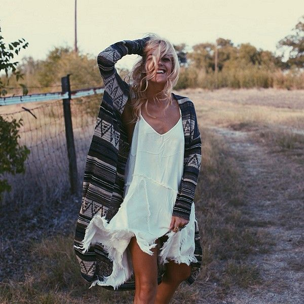 To just feel the fall air is bliss. Fall Style