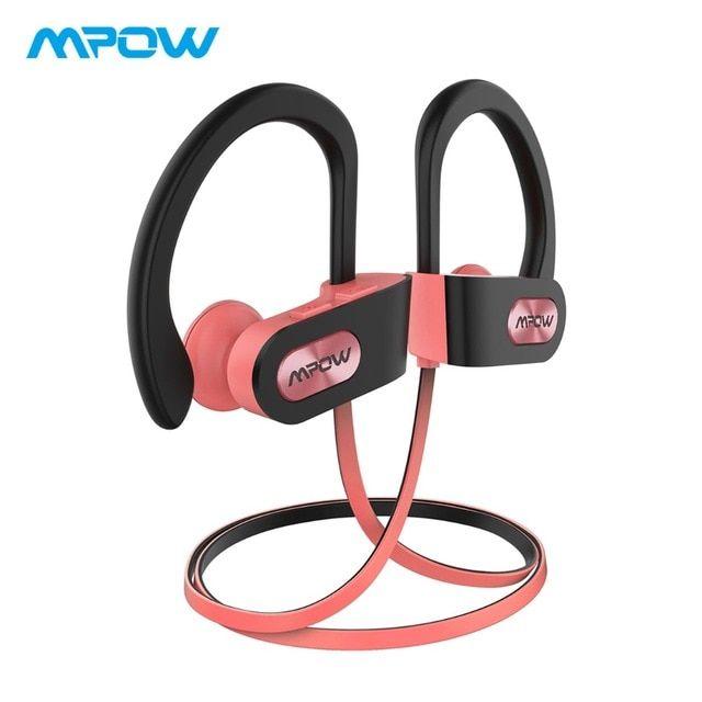 Mpow Flame Bluetooth Earphones Waterproof Hifi Stereo Sport Headphone Wireless Earbuds With Microphone Hifi Stereo Mpow Bluetooth Earphones