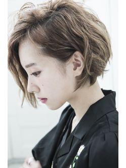 【miel hair blanc】無造作ウェービーヘア☆