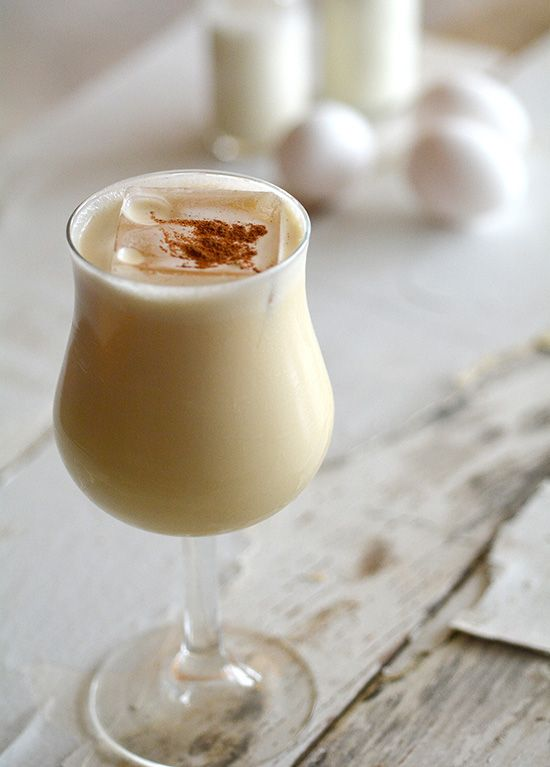 A Cajun-Spiked Spin on Christmas Eggnog