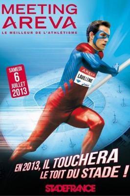 Supermen Lavillenie and Lemaitre reveal secrets - IAAF Diamond League