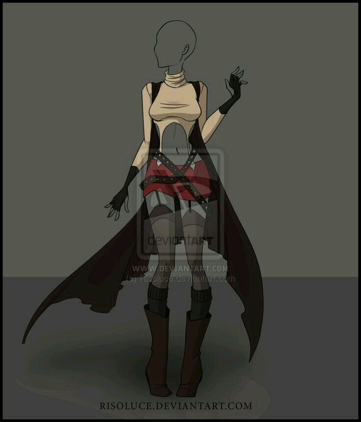 Bounty Hunter Outfit