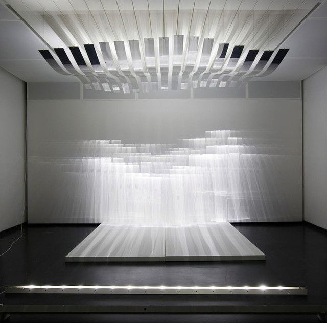 Gestalten | Symphonie Cinétique: Joachim Sauter & Ólafur Arnalds at MADE | Artsy