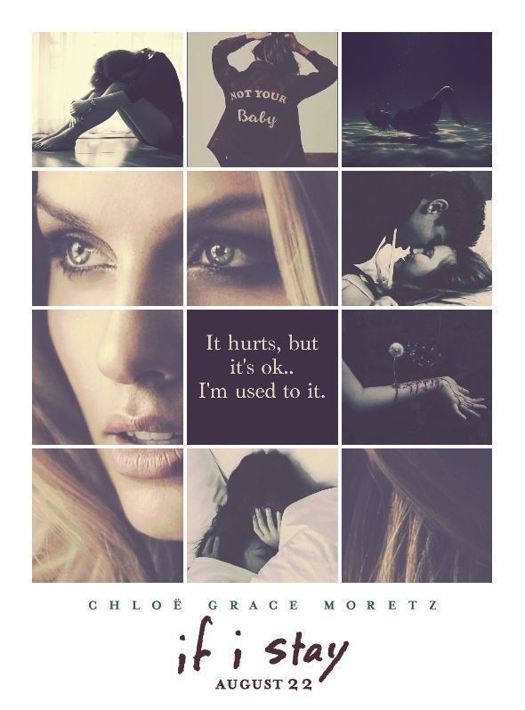 If I Stay – Poster Creator –– In theaters August 22