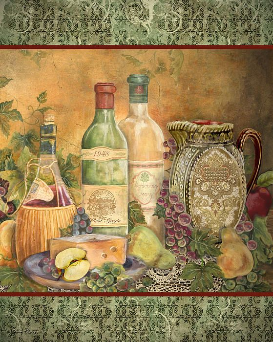 I uploaded new artwork to fineartamerica.com! - 'Grapes Of Tuscany' - http://fineartamerica.com/featured/grapes-of-tuscany-jean-plout.html via @fineartamerica