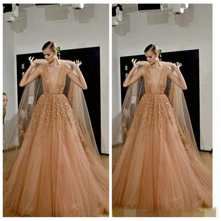 Show your best to all people even in the evening and then get 2016 zuhair murad formal evening gowns gold champagne tulle pleats long beading formal wear in belindajune and choose wholesale chiffon evening dresses uk,designer formal evening dresses and even dress on DHgate.com.