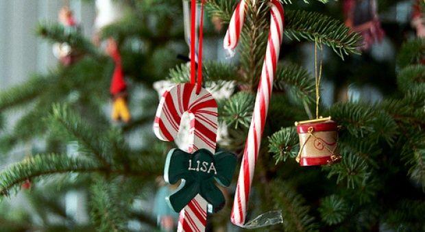 Ιδιαίτερα στολίδια για το χριστουγεννιάτικο δέντρο!