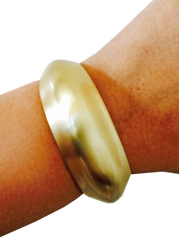 Fitbit Bracelet for FitBit Flex Activity Tracker - KIMMY Brushed Gold Fitbit Bracelet - FREE SHIPPING  | FUNKtional Wearables #Fitbit #Jewelry #Wearables