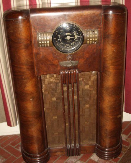 1000 Images About Console Radios On Pinterest