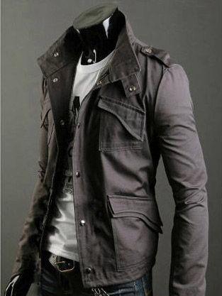 Mens jacket. | Raddest Men's Fashion Looks On The Internet: http://www.raddestlooks.org