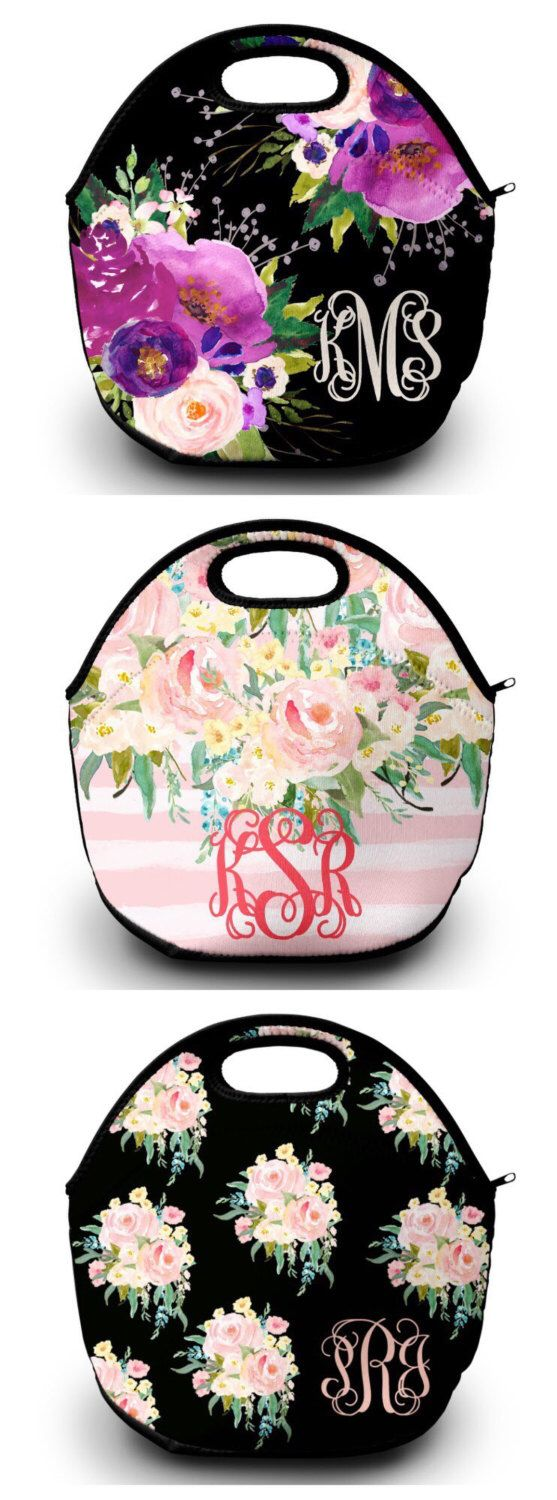 ON SALE NOW - 20% off Lunch Bag for Women, Monogrammed Lunchbox, Monogrammed Lunch Bags Insulated Neoprene, Monogrammed Lunch Bag, Personali by SassySouthernGals on Etsy https://www.etsy.com/listing/244272883/on-sale-now-20-off-lunch-bag-for-women