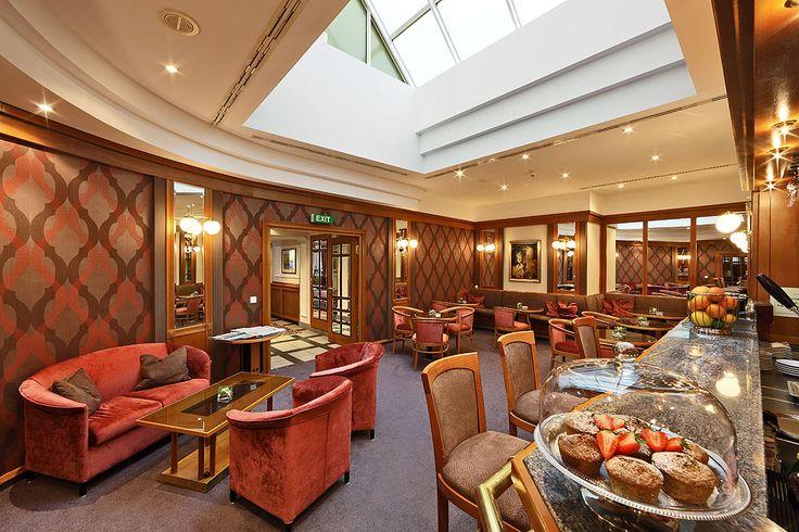 #Lobby Bar at Grand Hotel Bohemia