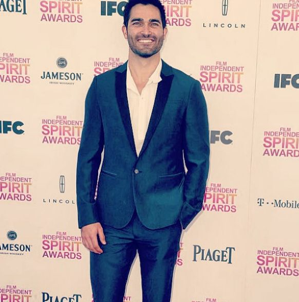Tyler Hoechlin height and measurements