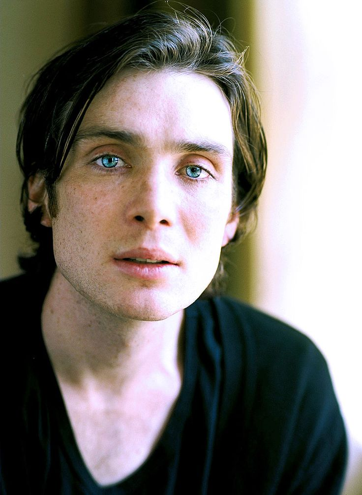Cillian Murphy - Why I don't like men of my age ? Seriously ? x)
