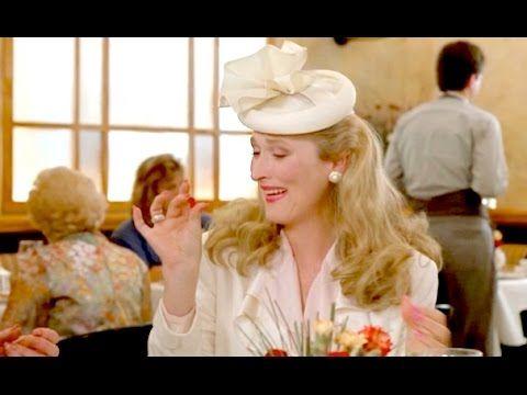 Meryl Streep is Hilarious!