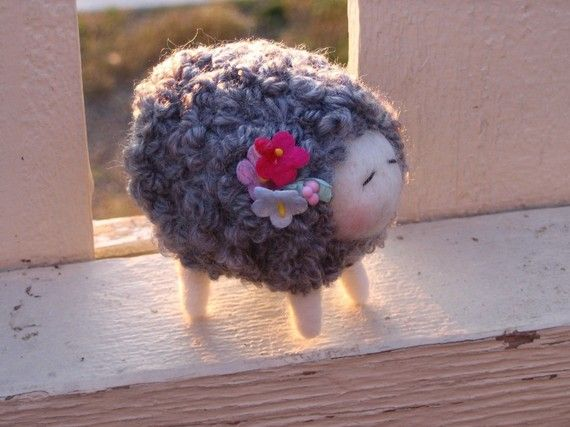 111 Best Images About Felt Easter Sheep On Pinterest