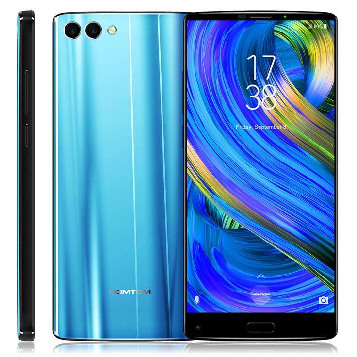 Original HOMTOM S9 Plus Cell Phone 5.99 Inch 4GB RAM 64GB