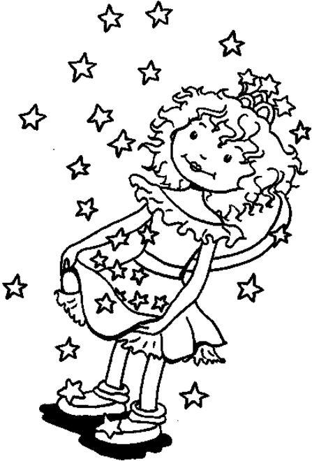 Ausmalbilder Prinzessin Lillifee Kostenlos (mit Bildern