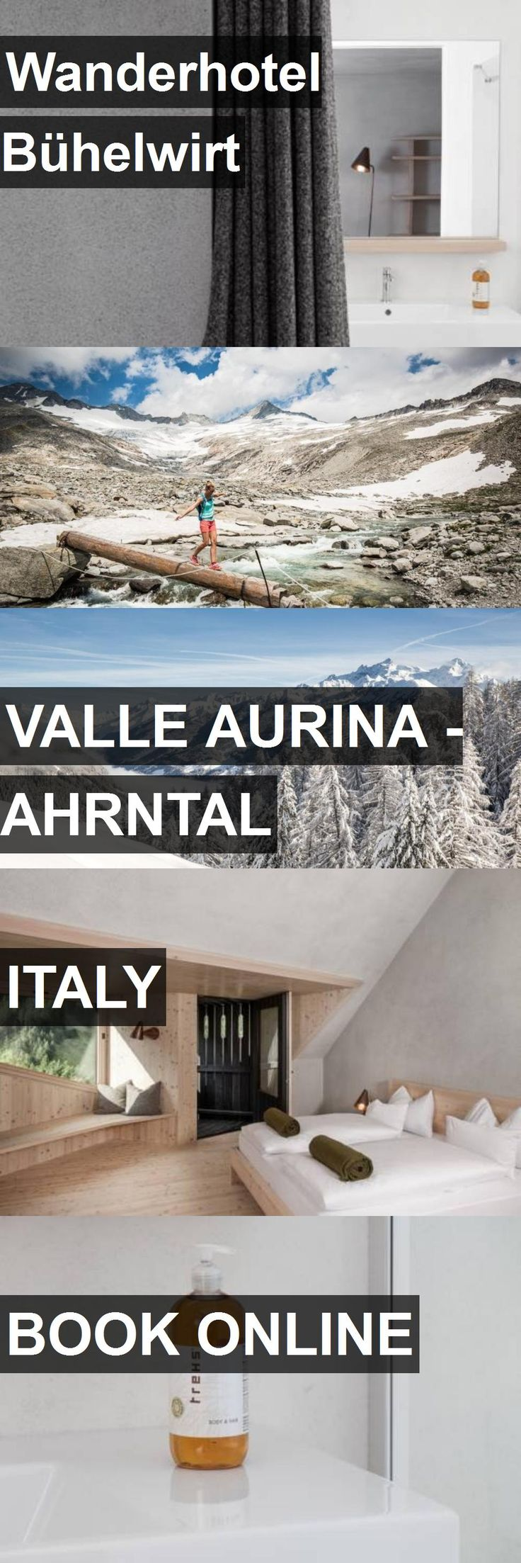 Wanderhotel Bühelwirt in Valle Aurina - Ahrntal, Italy. For more information, photos, reviews and best prices please follow the link. #Italy #ValleAurina-Ahrntal #travel #vacation #hotel