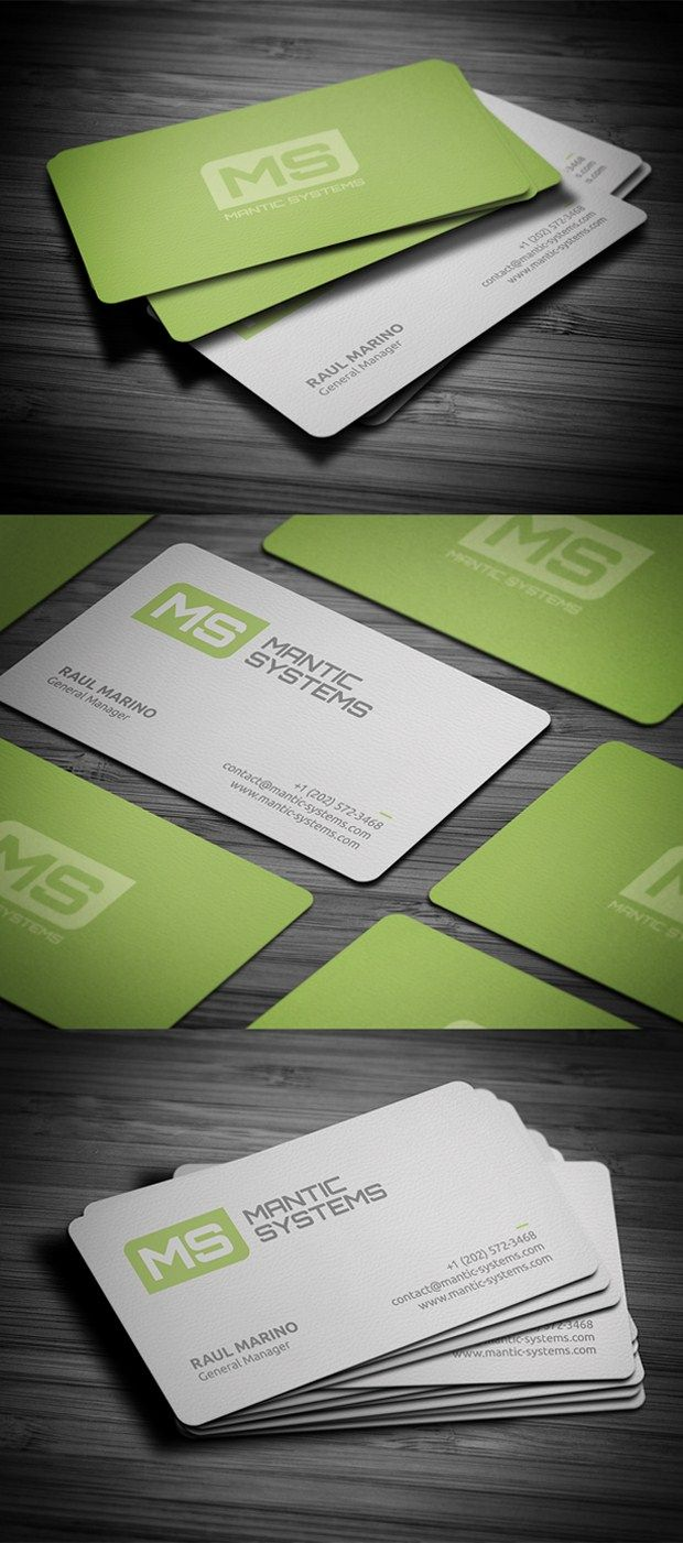 20 best Business Cards Inspiration images on Pinterest | Business ...