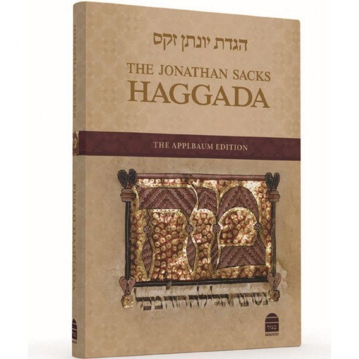 Passover Haggadah by Chief Rabbi Sacks