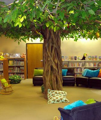 childrens library area - Google Search
