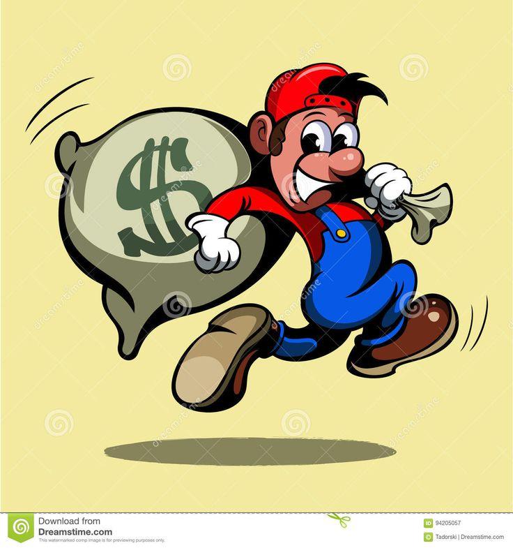 Pin van Patrickkingcontractor op Money chaser