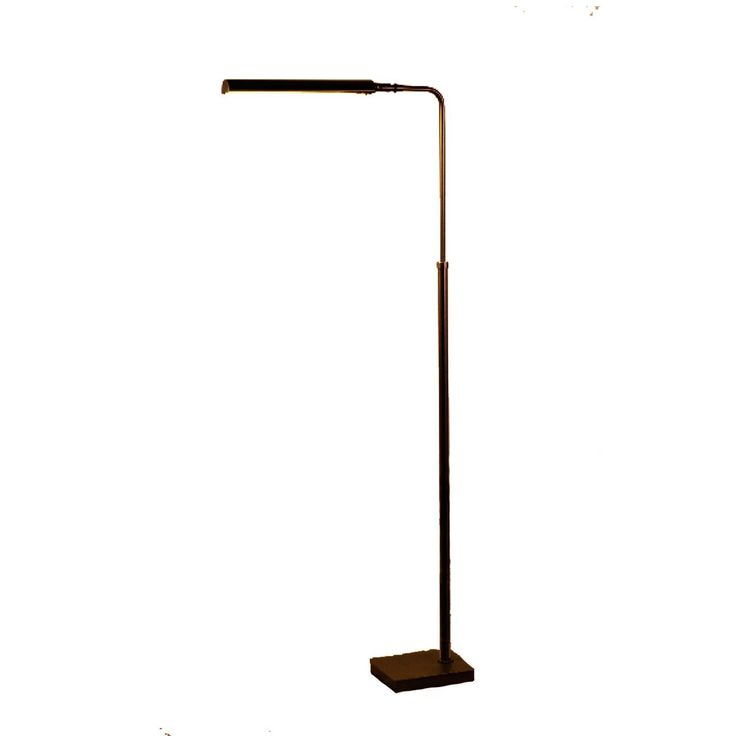 LED Pencil Head Pharmacy Floor Lamp