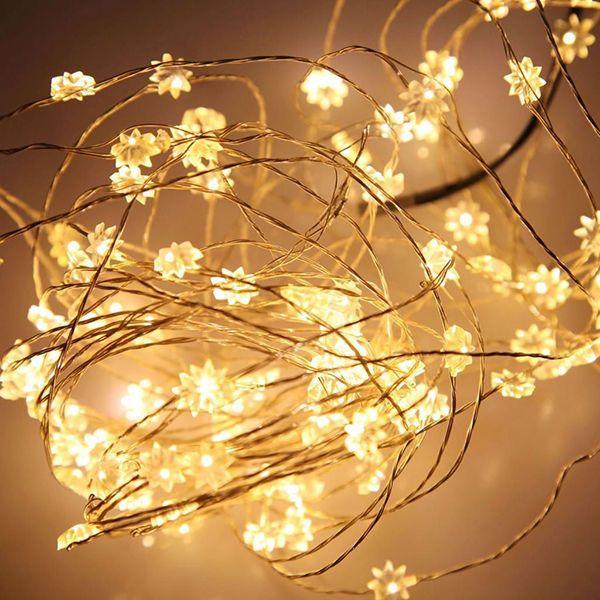 17 best images about home decor on pinterest romantic - Fairy light decoration ideas ...