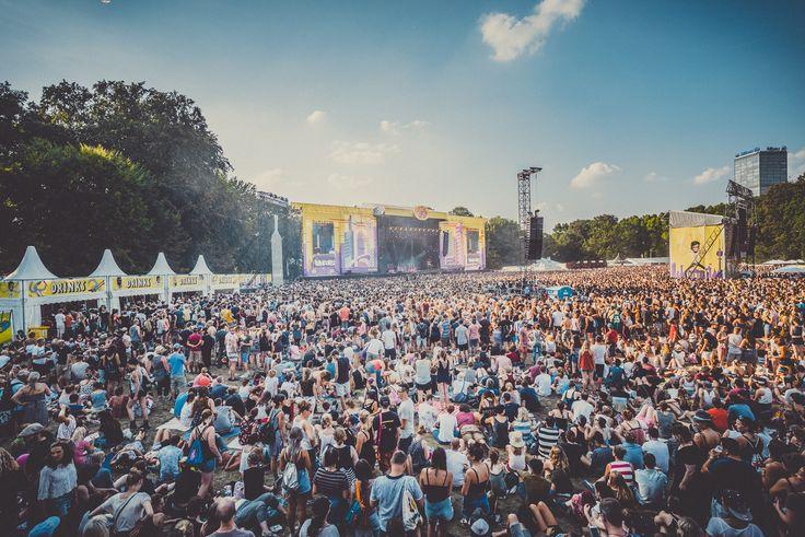 Main Stage 2 •Lollapalooza Berlin • #lollaberlin • #festival •#berlin •Foto: Johannes Riggelsen